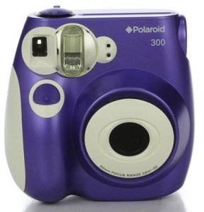 Another Polaroid camera for your instant needs