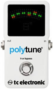 The best pedal guitar tuner