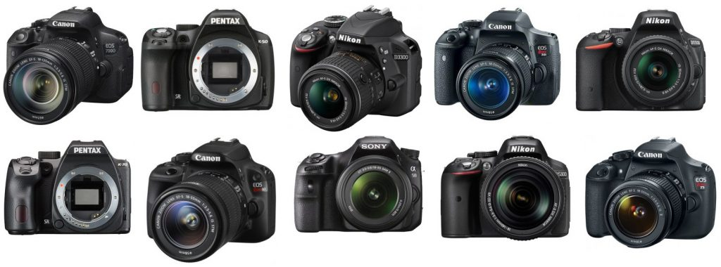 We review the top best DSLR cameras for beginners and starters