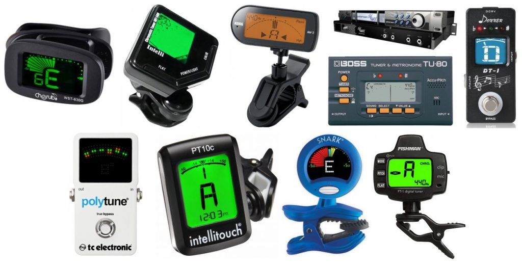 We highly, compare and contrast the best guitar tuners for the money