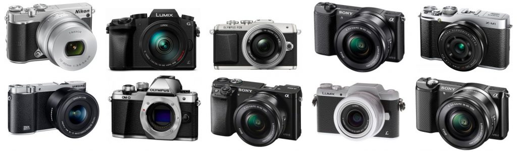 We review the best mirrorless cameras for beginners and starters