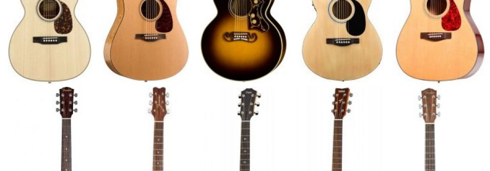 The Top 10 Best Acoustic Guitars of All Time
