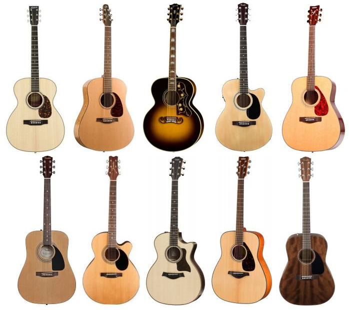 the top 10 best acoustic guitars of all time the wire realm. Black Bedroom Furniture Sets. Home Design Ideas