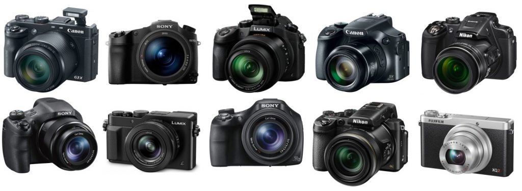 We review the best bridge cameras to buy