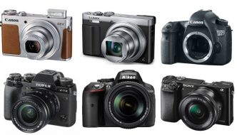 The Top 10 Best Digital Cameras – The Ultimate Buying Guide