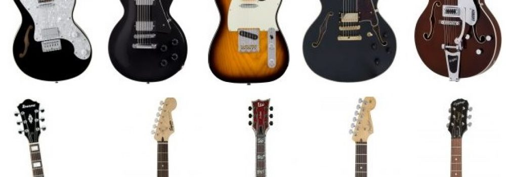 The Top 10 Best Electric Guitars in the World