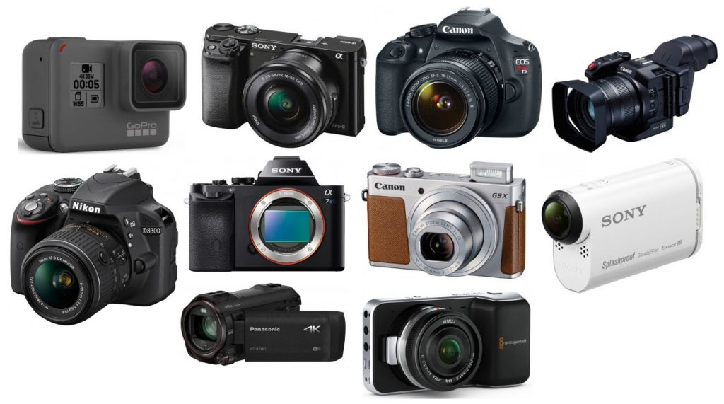 Here's our definitive buying to helping you buy the best video camera