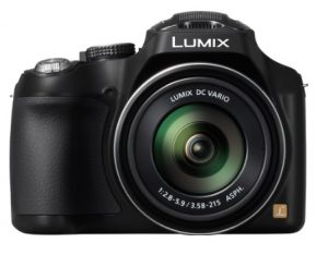 Another Lumix point-and-shoot video camera