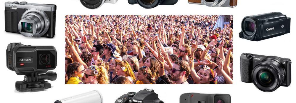 The Best Camera for Music Festivals