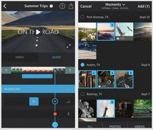 GoPro's solid app for video production and editing