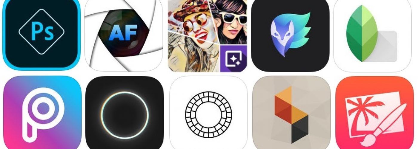 The Top 10 Best Apps for Photo Editing and Production