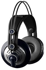 AKG's brilliant semi-open pair of headphones