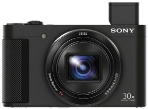 Arguably the best travel camera due to size and power