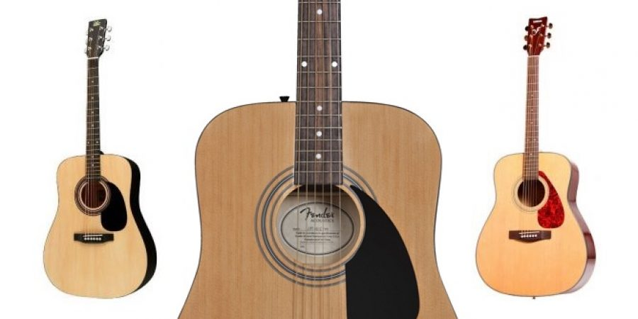 The Best Acoustic Guitar for Beginners