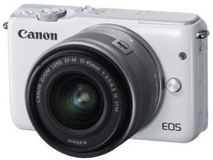 The EOS line of Canon cameras are magnificent