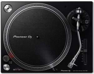The best DJ equipment starts with a turntable