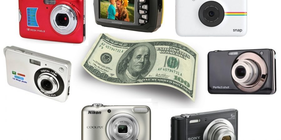 The Best Digital Camera for Under $100