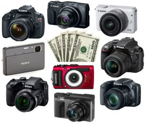 If you're in need of the best digital camera under 500 dollars, we found a few