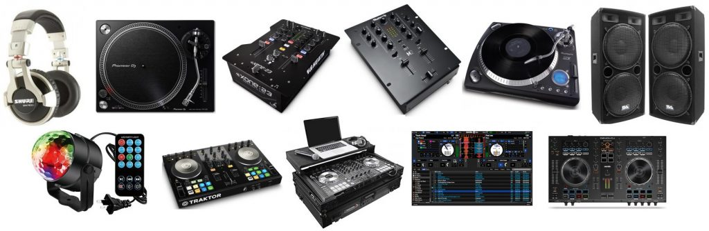 We help you find the best DJ gear and equipment to get started or upgrade your setup