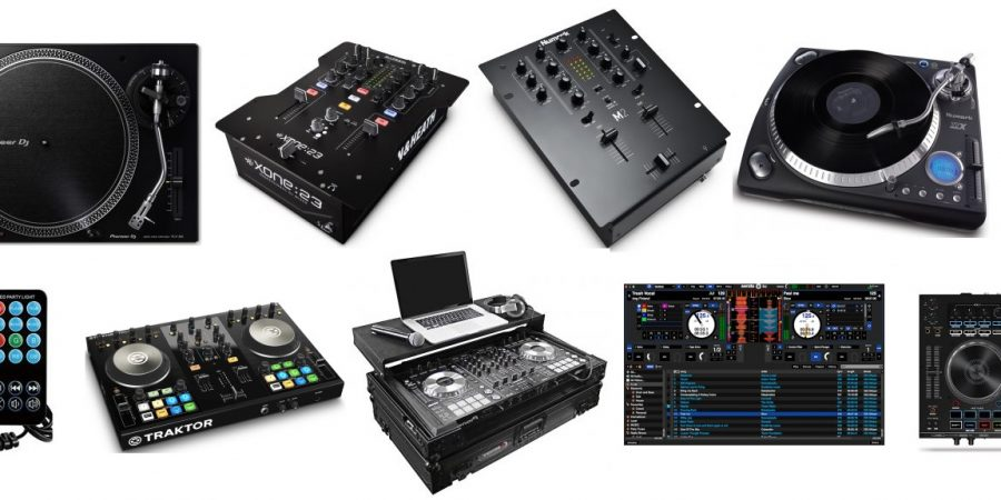 The Best DJ Equipment and Gear in the World