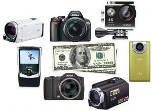 We roundup the best video camera under $200 dollars