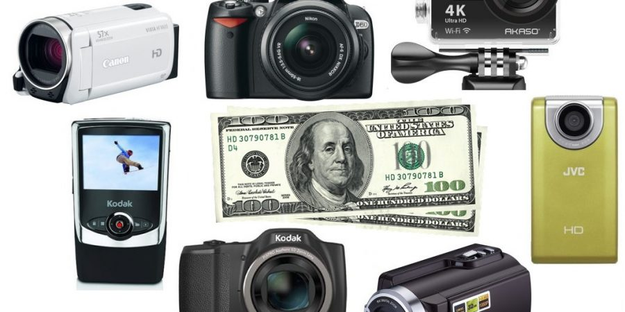 The Best Video Cameras for Under $200