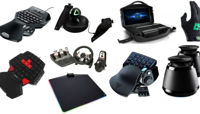 The Top 10 Best Gaming Accessories on the Planet