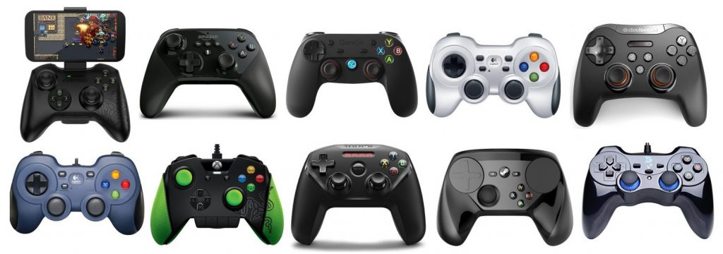 A roundup and review of the best controllers for gaming