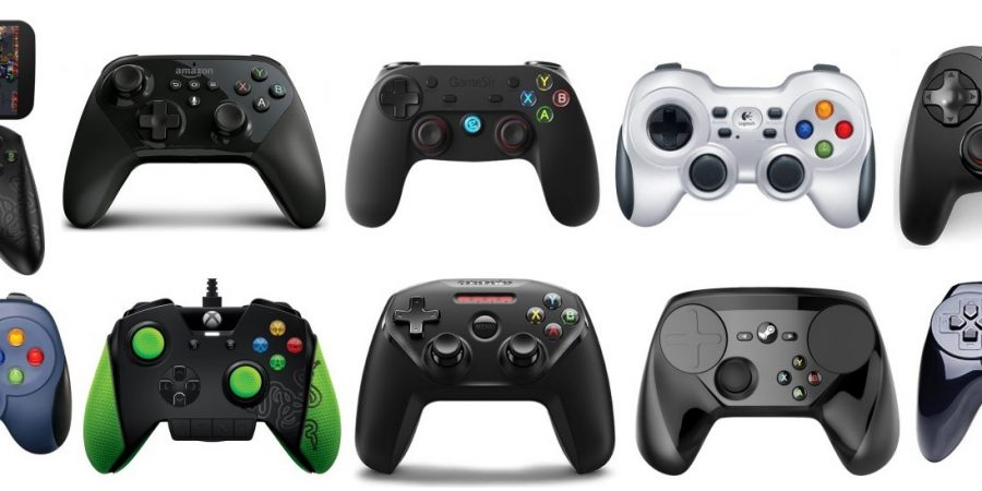 The Top 10 Best Gaming Controllers for the Money