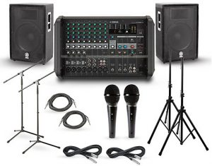 Another one of the best live performance equipment packages to buy