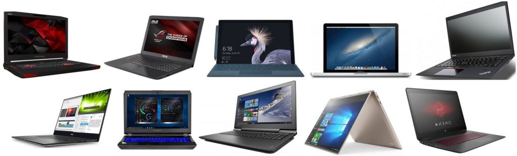 We review and roundup the best laptops for DJs