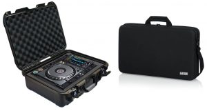 Our last pick as the best DJ equipment for starters with some cases