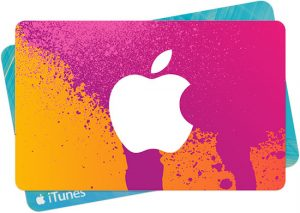 Gift cards are always a safe bet as the best present for music lovers