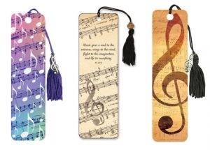 For music lovers, singers and more who love to read!