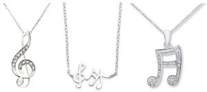 Any jewelry for musicians will be very personable