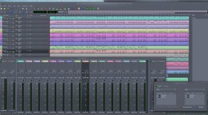Only for Linux users, this is definitely one of your picks as the best free music software