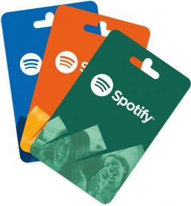 If your musician friend or family lover doesn't have Spotify, this is great!