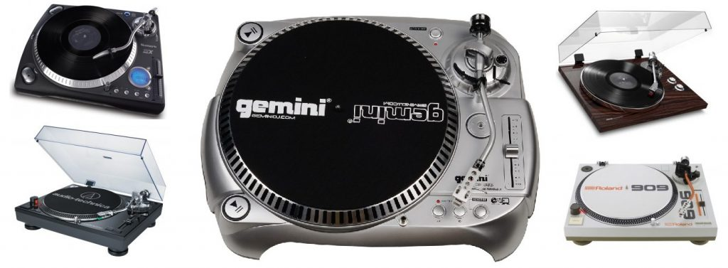 Here's our review of the best beginner DJ turntable