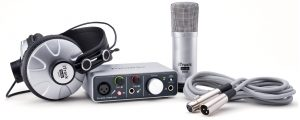 Another one of Focusrite's best home recording studio bundle