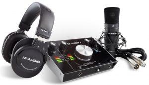 M-Audio's other best studio equipment bundle