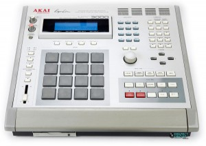 The Akai MPC3000