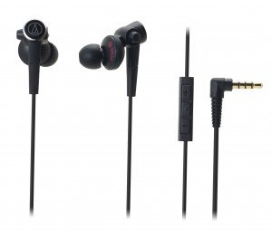 The 'i' for ear buds and bass control
