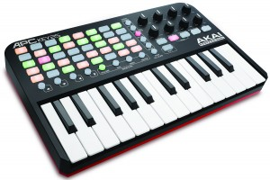 Review of the Ableton Key 25 USB MIDI controller with keyboard