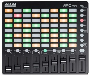 Akai MPC Mini MIDI Ableton controller review