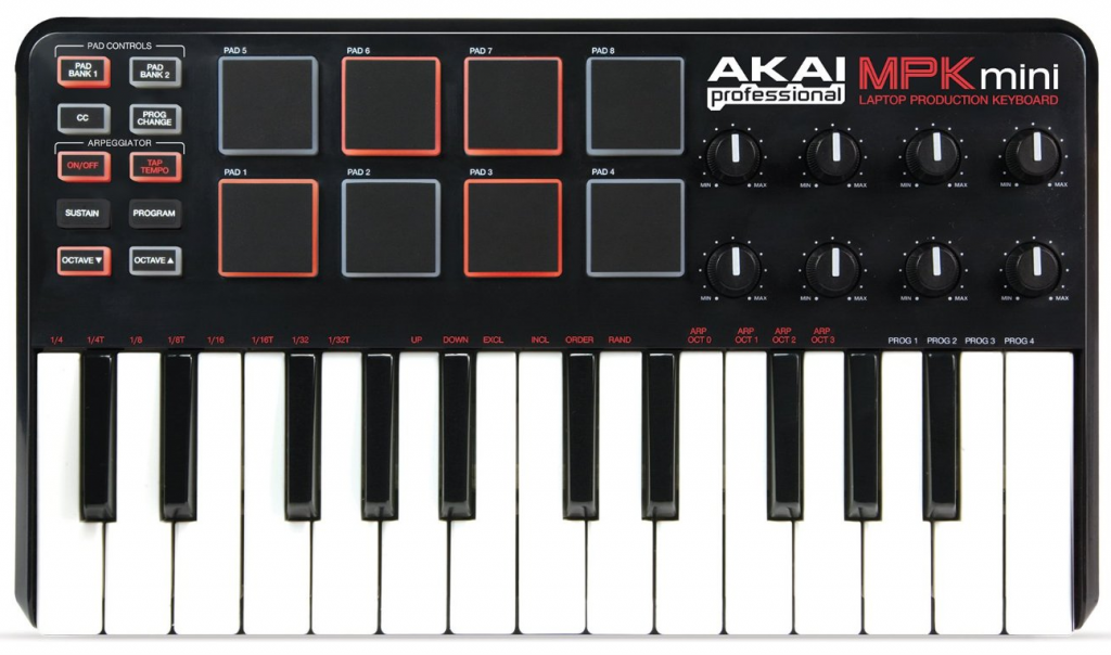 Our choice for best 25 key MIDI keyboard
