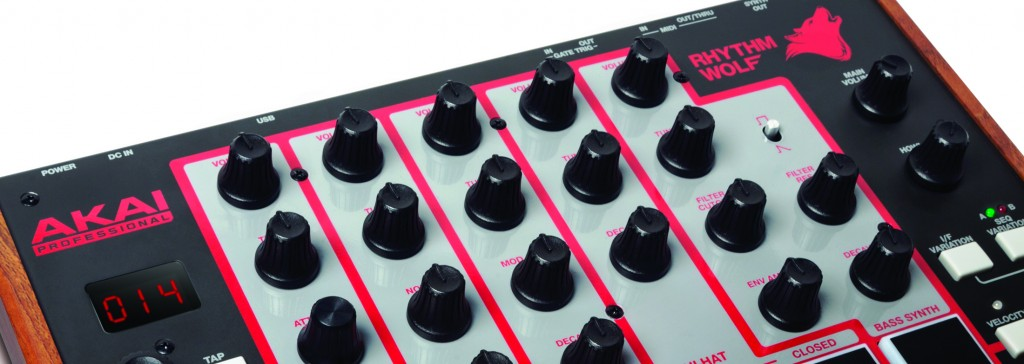 The Rhythm Wolf drum machine review