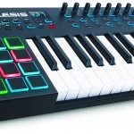 The new 25-key MIDI keyboard by Alesis