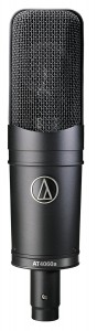 The Audio-Technica AT4060A studio microphone review