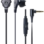 We review Audio-Technica's Sonicfuel In-ear headphones
