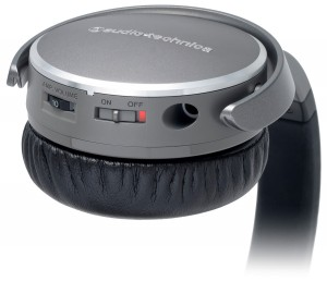 The crazy tech feature of the new SonicFuel headphones by Audio-Technica